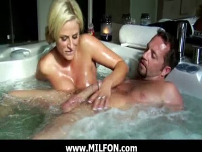 MILFON.com - Adorable Milf Getting Fucked By Hunter 10