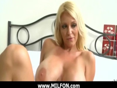 MILFON.com - Adorable Milf Getting Fucked By Hunter 26