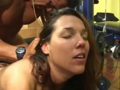 Gyn Girl Assfucked