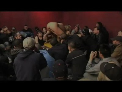 Ashley Coda American Bukkake Orgy Blowjob