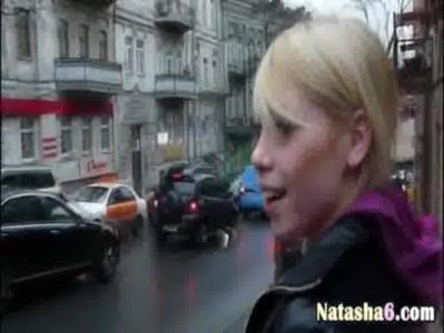 two european pornstar on the street